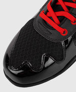 Venum Giant Low Boxing Shoes - Black/Red picture 10