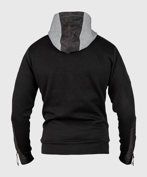 Venum Laser Evo Hoodie - Black/Heather Grey picture 2