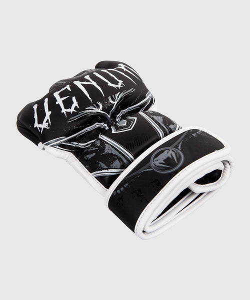 Venum Gladiator 3.0 MMA Gloves - Black/White picture 2
