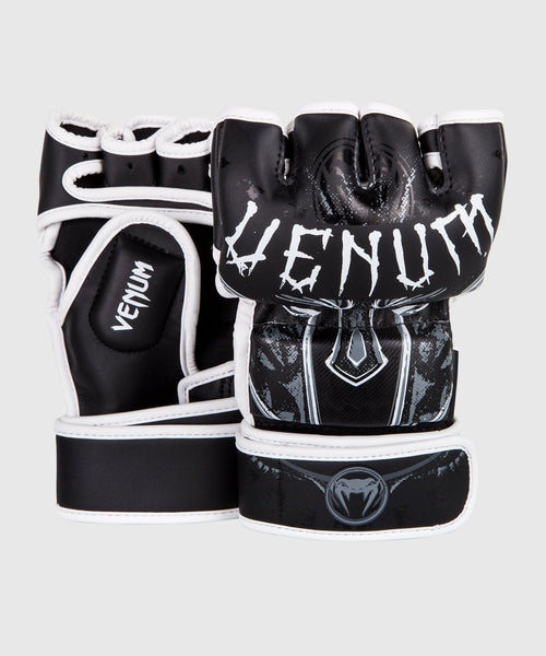Venum Gladiator 3.0 MMA Gloves - Black/White picture 1
