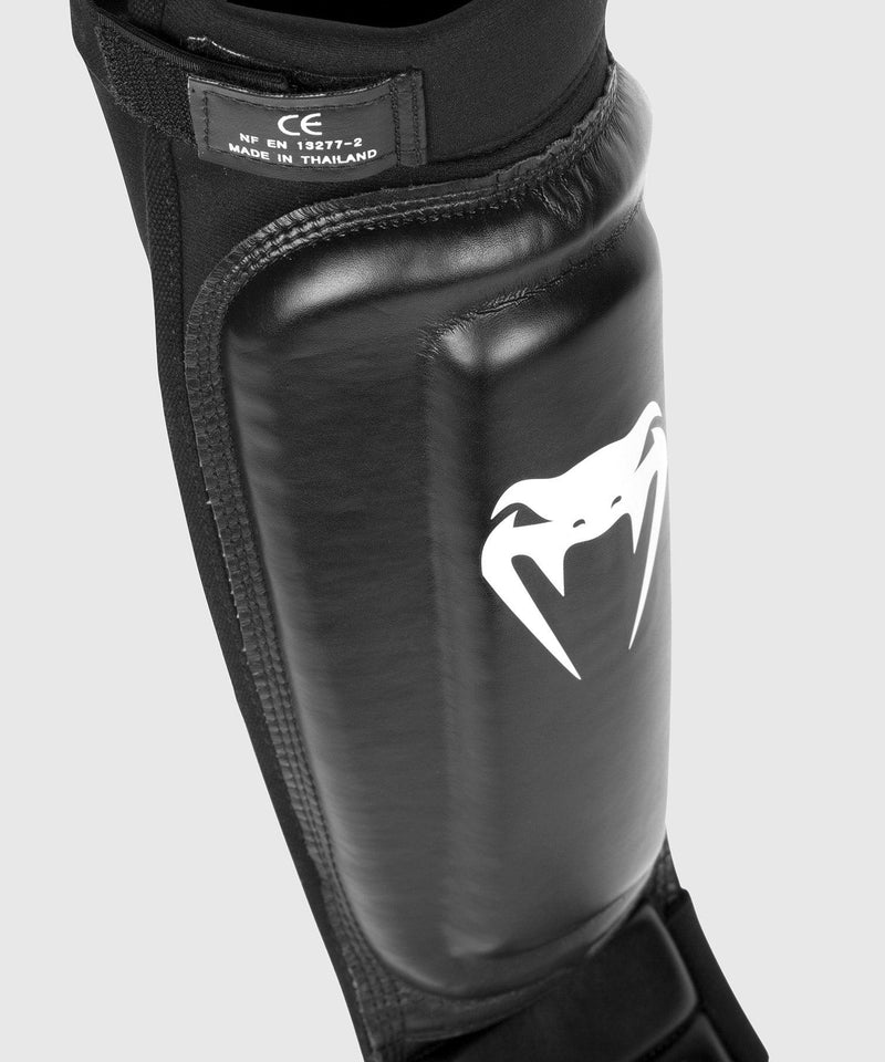 Venum 360 MMA Shin Guards - Black picture 5