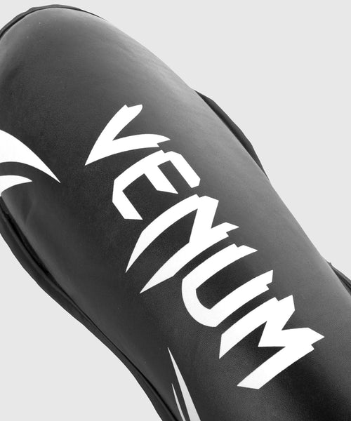 Venum Challenger Shin guards - Black picture 2