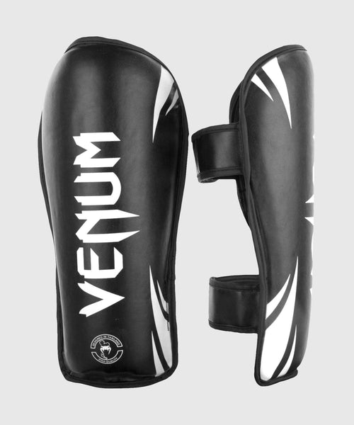 Venum Challenger Shin guards - Black picture 1