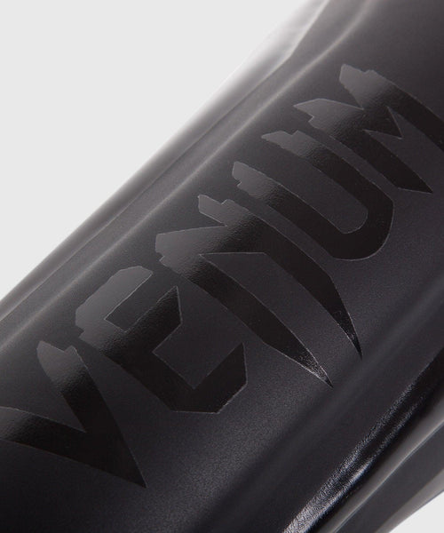 Venum Elite Standup Shin Guards - Matte/Black picture 2