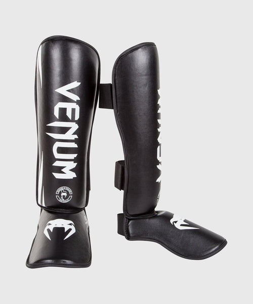 Venum Challenger Standup Shin Guards - Black picture 1
