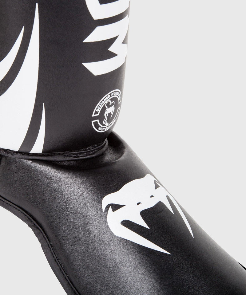 Venum Challenger Standup Shin Guards - Black picture 3