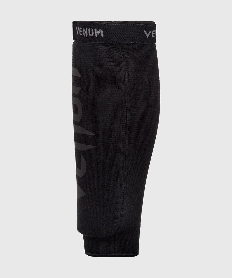 Venum Shin Guards Kontact - Black/Black picture 4