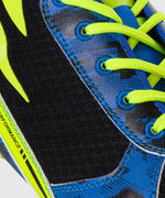 Venum Giant Low Loma Edition Boxing Shoes - Blue/Yellow picture 10