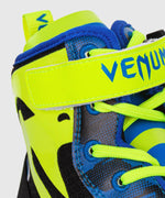Venum Giant Low Loma Edition Boxing Shoes - Blue/Yellow picture 9