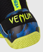 Venum Giant Low Loma Edition Boxing Shoes - Blue/Yellow picture