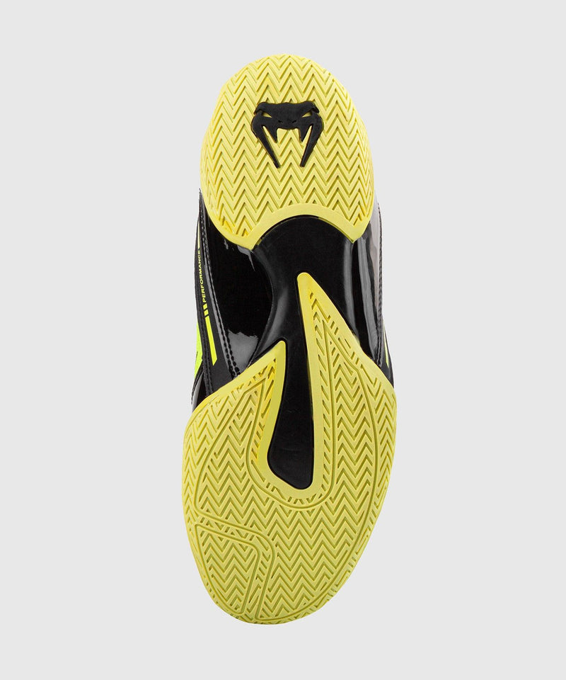 Venum Giant Low VTC 2 Edition Boxing Shoes - Neo Yellow/Black picture 7