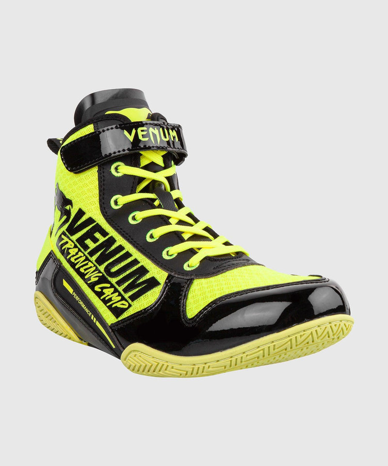 Venum Giant Low VTC 2 Edition Boxing Shoes - Neo Yellow/Black picture 6