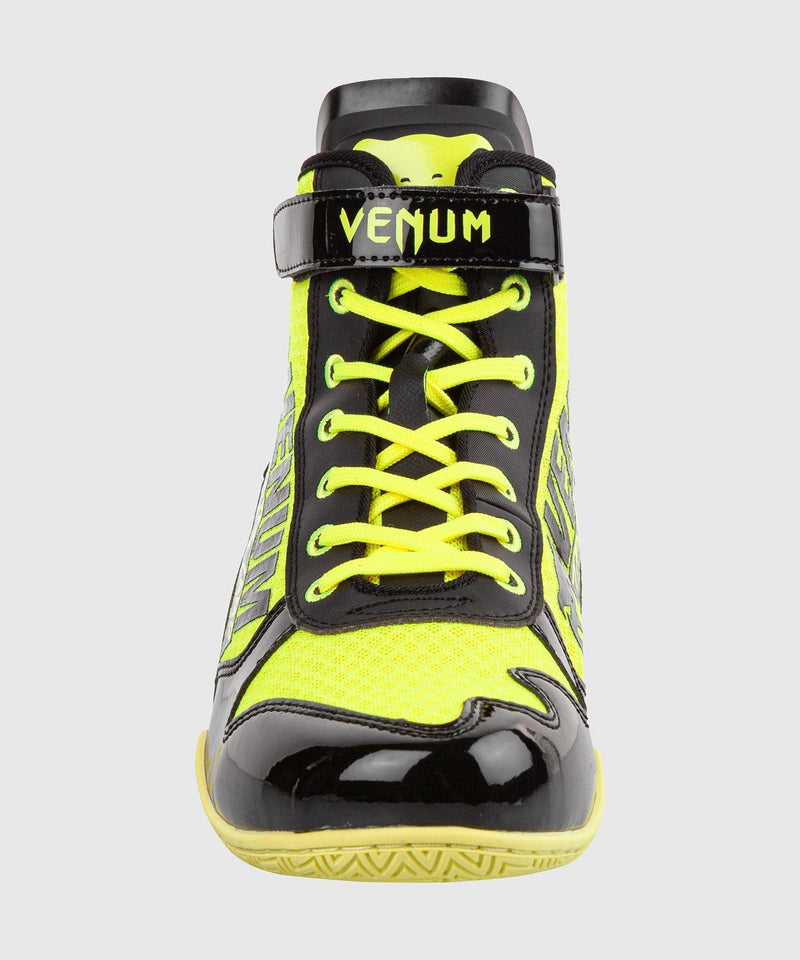 Venum Giant Low VTC 2 Edition Boxing Shoes - Neo Yellow/Black picture 5