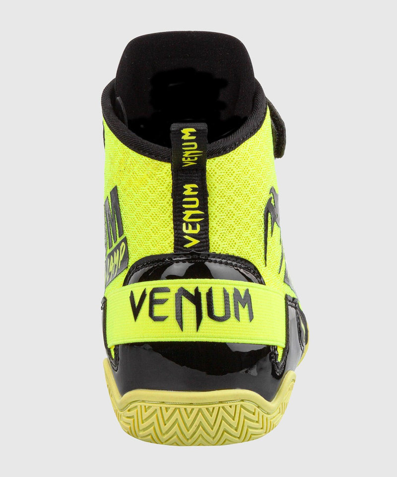 Venum Giant Low VTC 2 Edition Boxing Shoes - Neo Yellow/Black picture 8