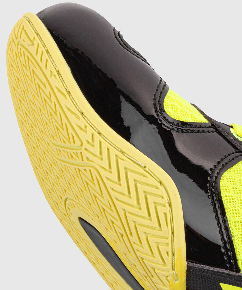 Venum Giant Low VTC 2 Edition Boxing Shoes - Neo Yellow/Black picture 12