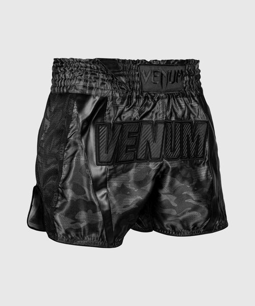 Venum Full Cam Muay Thai Shorts - Urban Camo/Black/Black picture 1