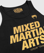 Venum MMA VT Tank Top - Black/Gold picture 4