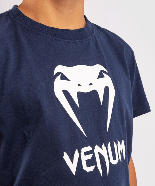 Venum Classic T-shirt - Kids - Navy Blue picture 2