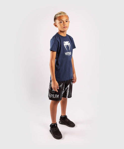 Venum Classic T-shirt - Kids - Navy Blue picture 1
