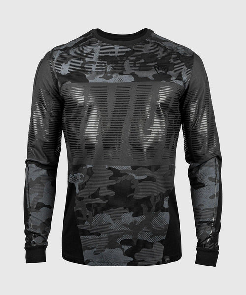 Venum Tactical T-shirt - Long Sleeves - Urban Camo/Black/Black picture 1