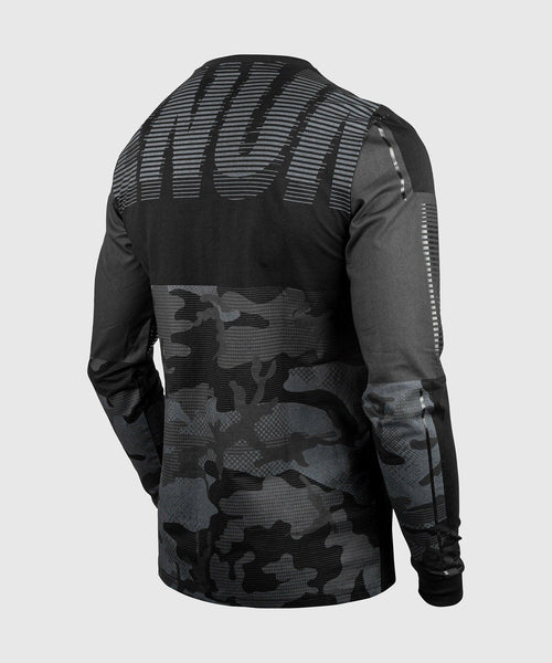 Venum Tactical T-shirt - Long Sleeves - Urban Camo/Black/Black picture 2