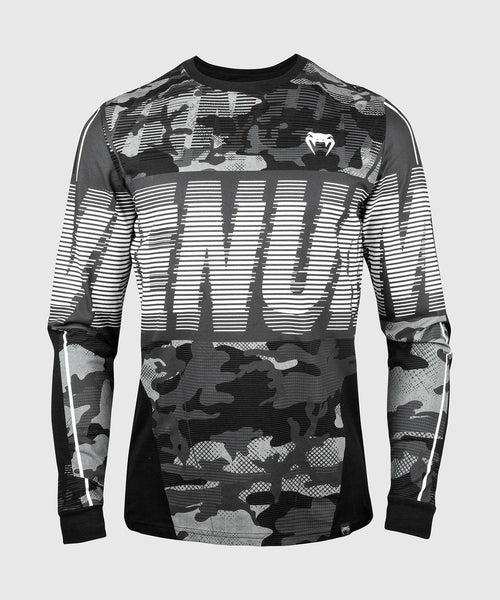 Venum Tactical T-shirt - Long Sleeves - Urban Camo/Black picture 1