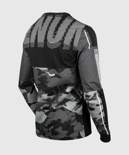 Venum Tactical T-shirt - Long Sleeves - Urban Camo/Black picture 2