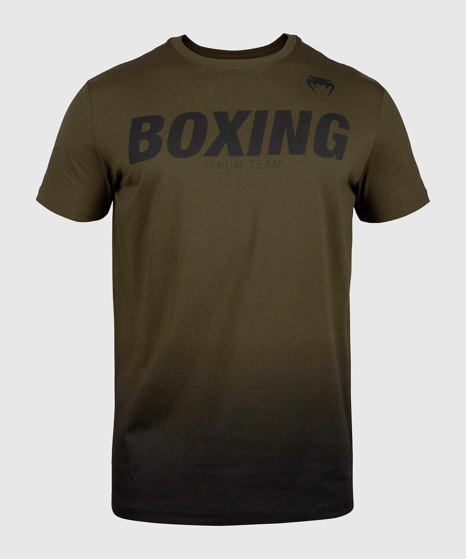 Venum Boxing VT T-shirt - Khaki/Black picture 1