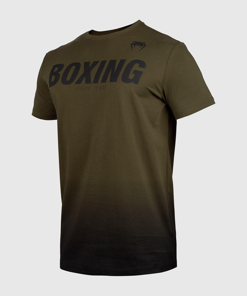 Venum Boxing VT T-shirt - Khaki/Black picture 3