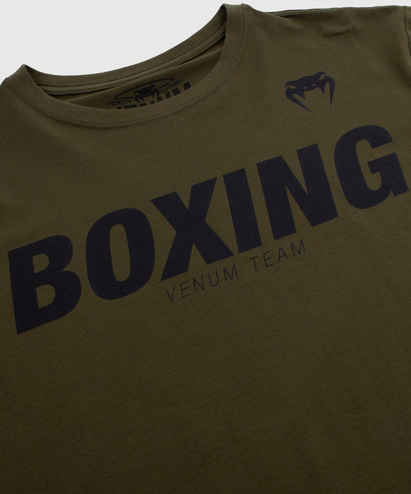 Venum Boxing VT T-shirt - Khaki/Black picture 5