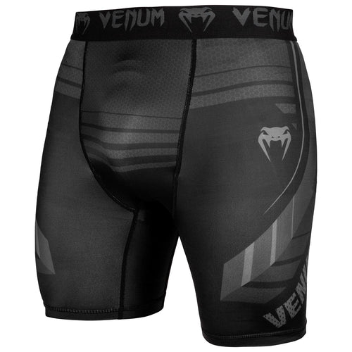 Venum Technical 2.0 Compression Shorts - Black/Black picture 1