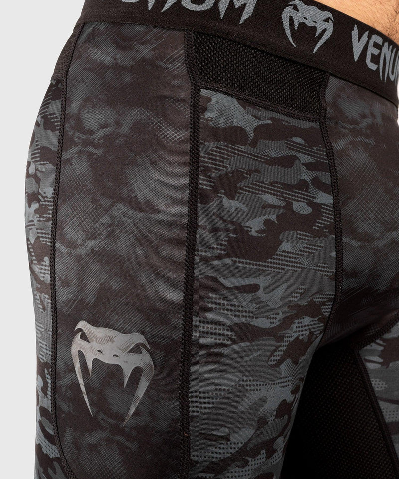 Venum Defender Compression Short - Dark camo picture 6