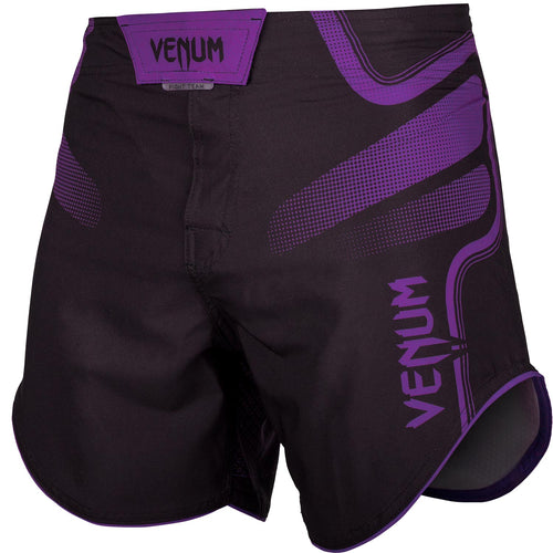 Venum Tempest 2.0 Fightshorts – Black/Purple picture 1