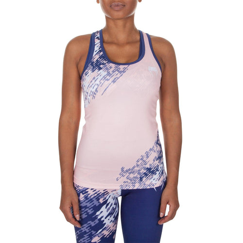 Venum Neo Camo Tank Top - Navy Blue/Coral picture 1