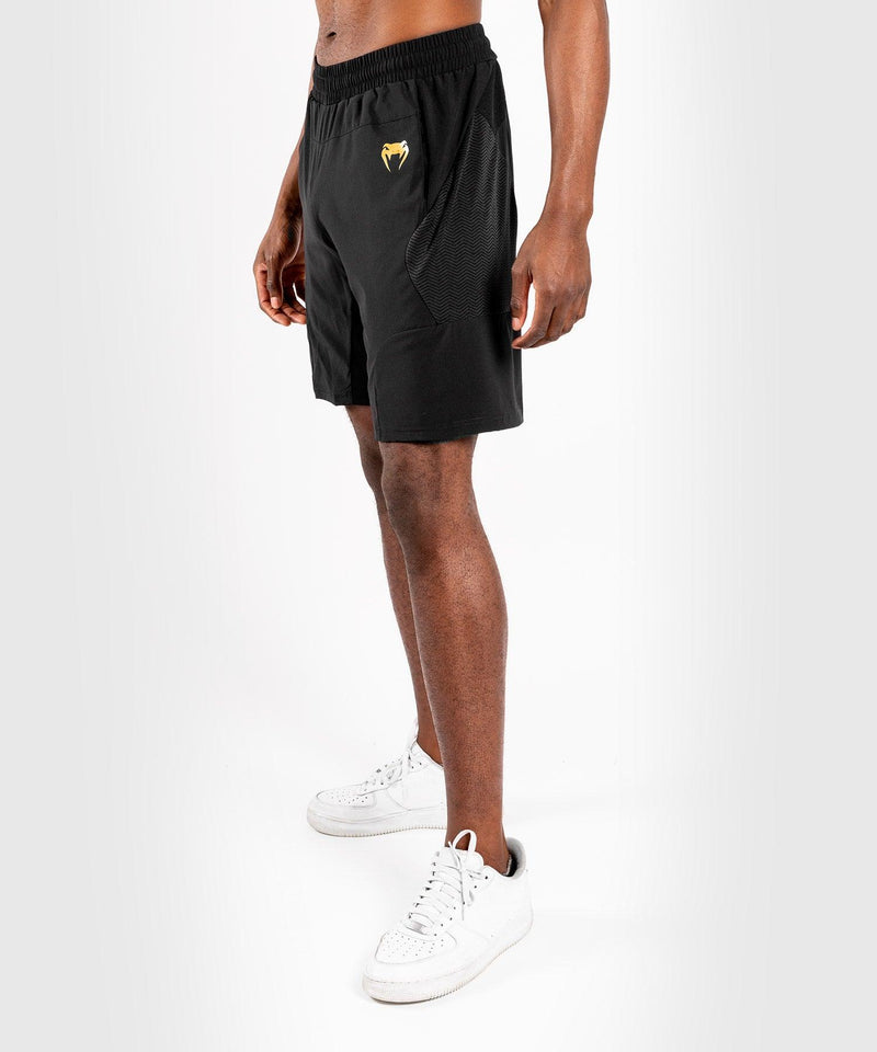 Venum G-Fit Training Shorts – Black/Gold picture 3