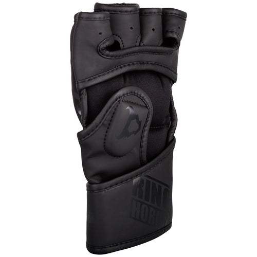 Ringhorns Nitro MMA Gloves - Black/Black picture 2