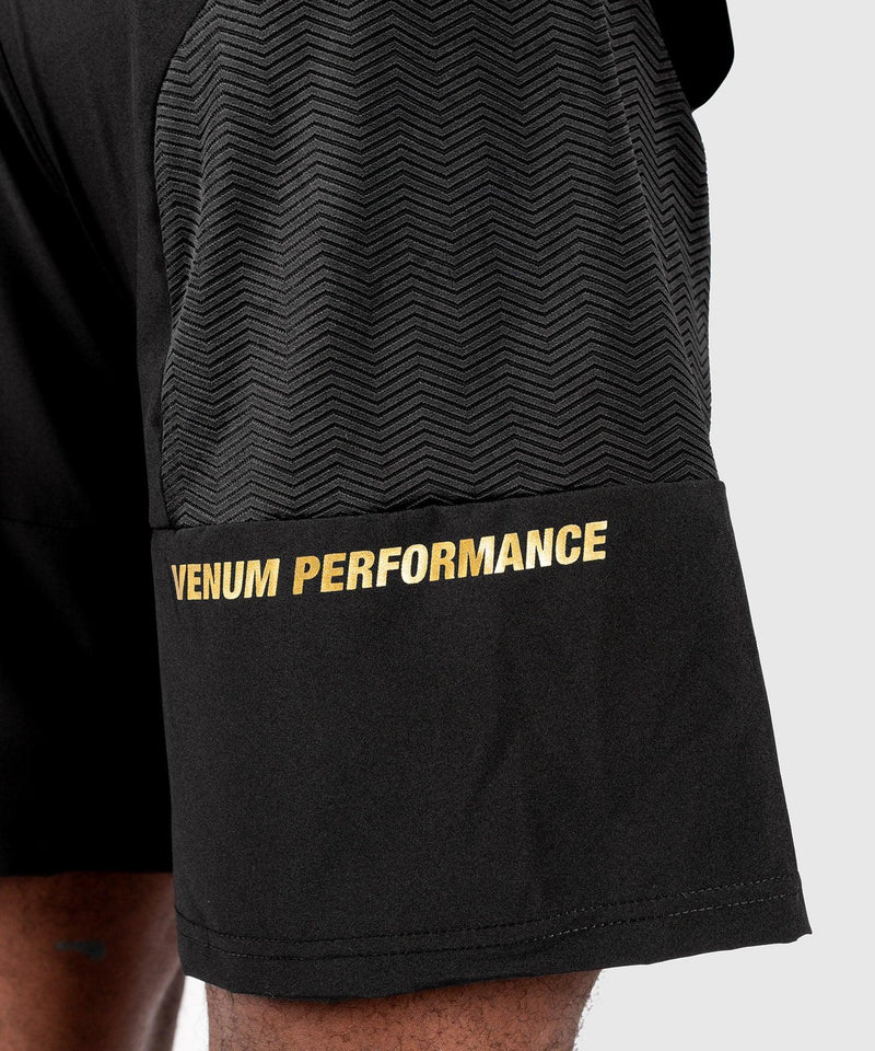 Venum G-Fit Training Shorts – Black/Gold picture 7