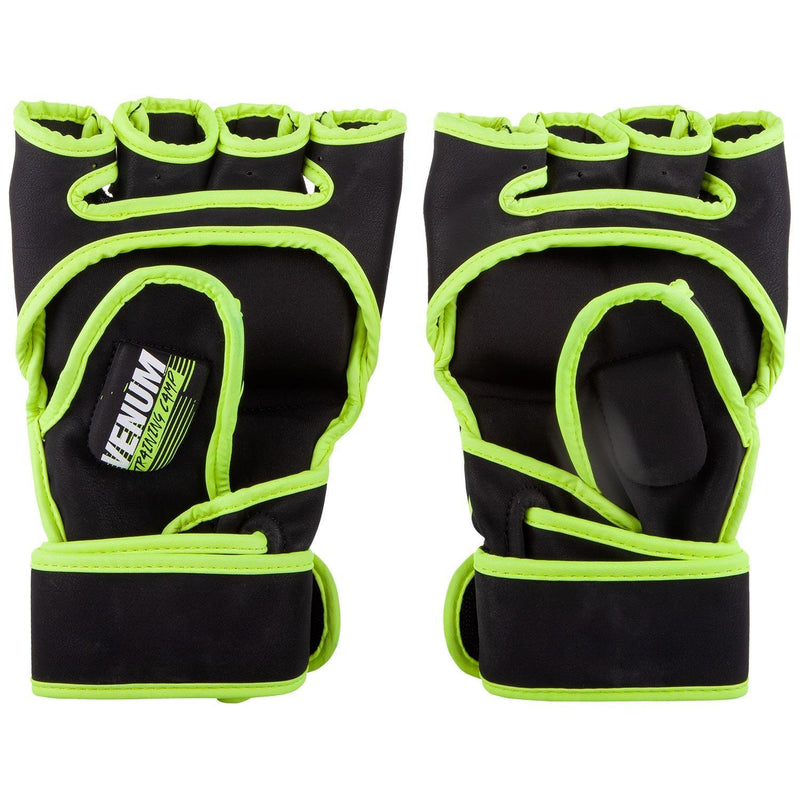 Venum Training Camp 2.0 MMA Gloves - Black/Neo Yellow picture 4