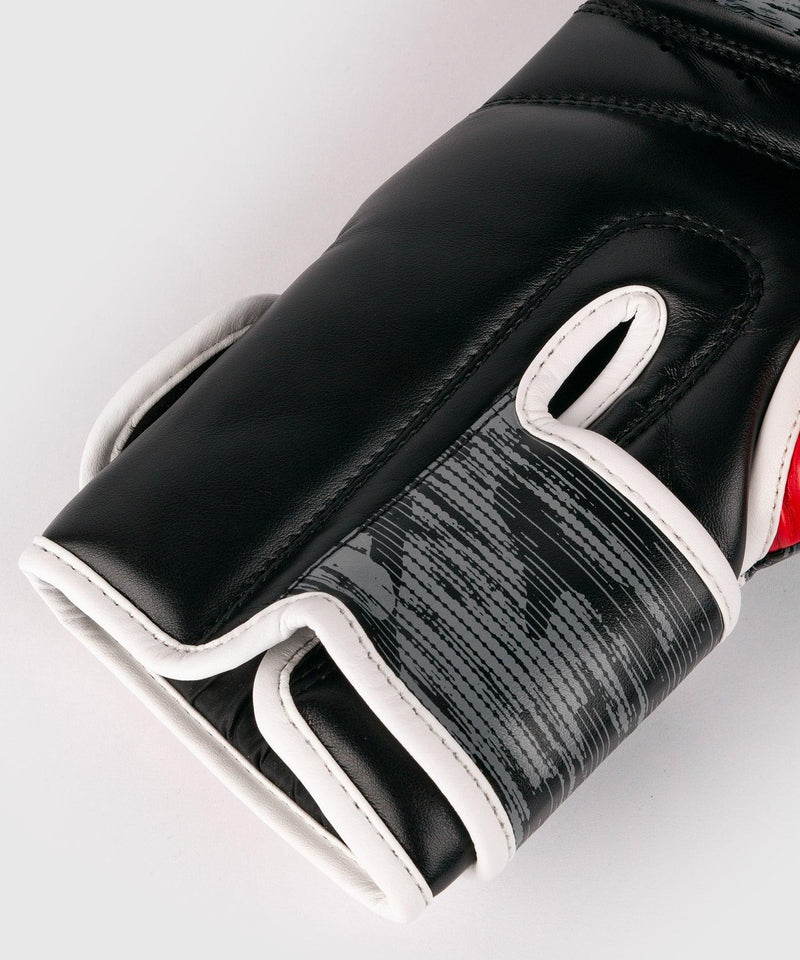 Venum Bandit boxing gloves - for kids - Black/Grey picture 5