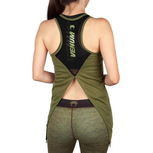 Venum Power 2.0 Tank Top - For Women – Khaki/Black picture 3