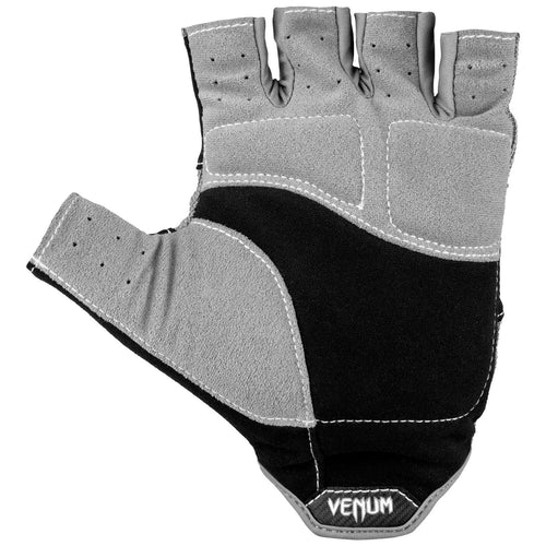 Venum Hyperlift Training Gloves – Black/Grey picture 2