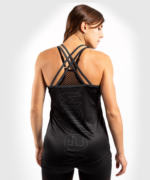 Venum Dune 2.0 Tank Top - For Women - Black/Bronze - picture 2