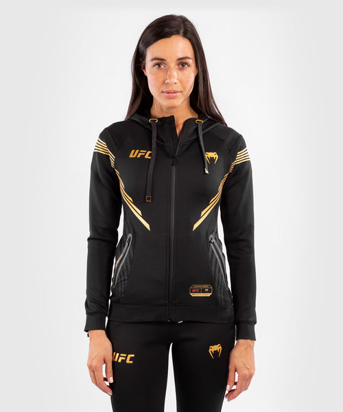 UFC Venum Authentic Fight Night Women's Walkout Hoodie – Champion Picture 1