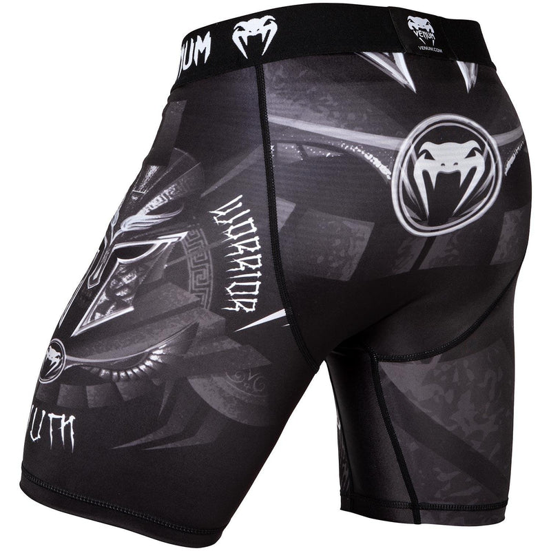 Vale Tudo Shorts Venum Gladiator 3.0 – Black/White picture 4