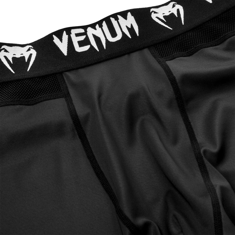 Venum Contender 4.0 Spats – Black/Grey-White picture 4