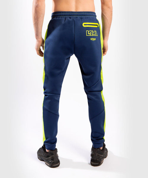 Venum Origins Joggers Blue/Yellow picture 2