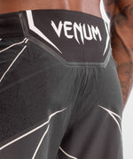 UFC Venum Authentic Fight Night Men's Shorts - Long Fit – Black Picture 6