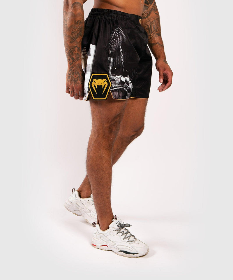 Venum Skull Fightshorts - Black picture 3
