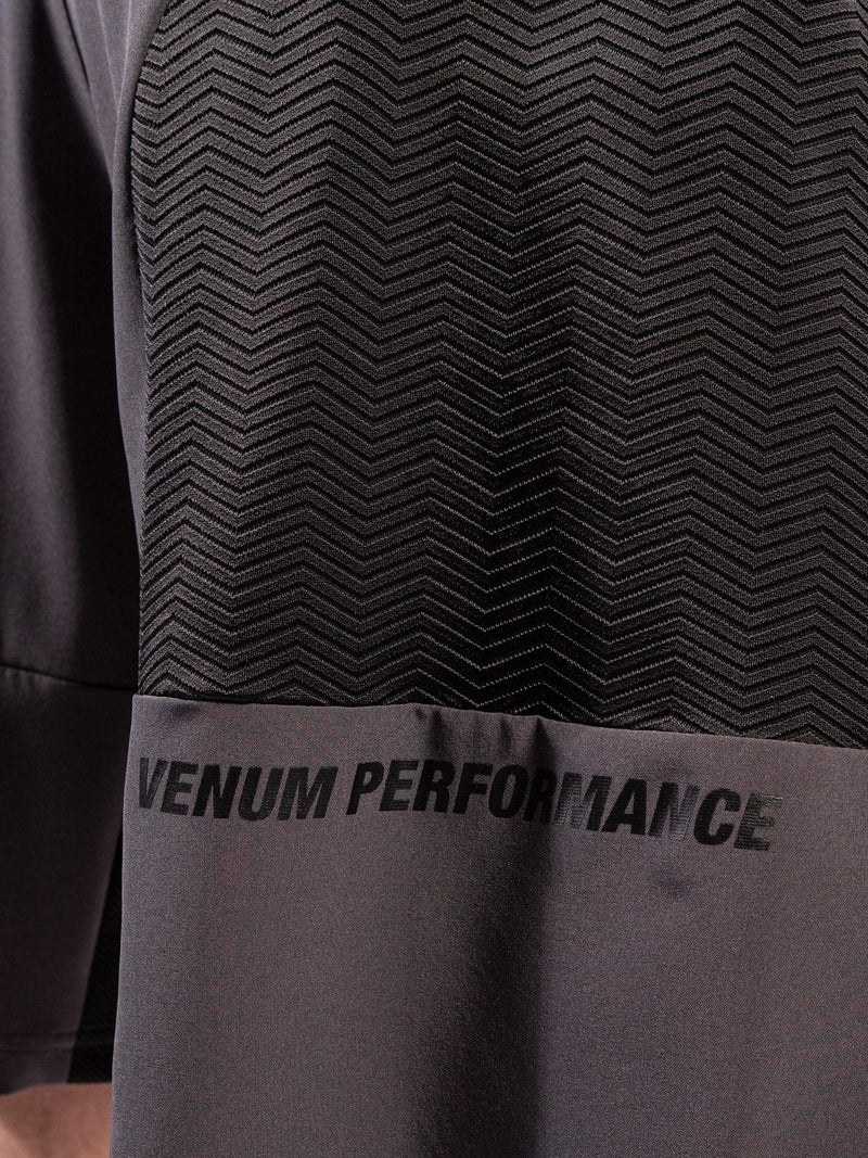 Venum G-Fit Training Shorts – Grey/Black  picture 9