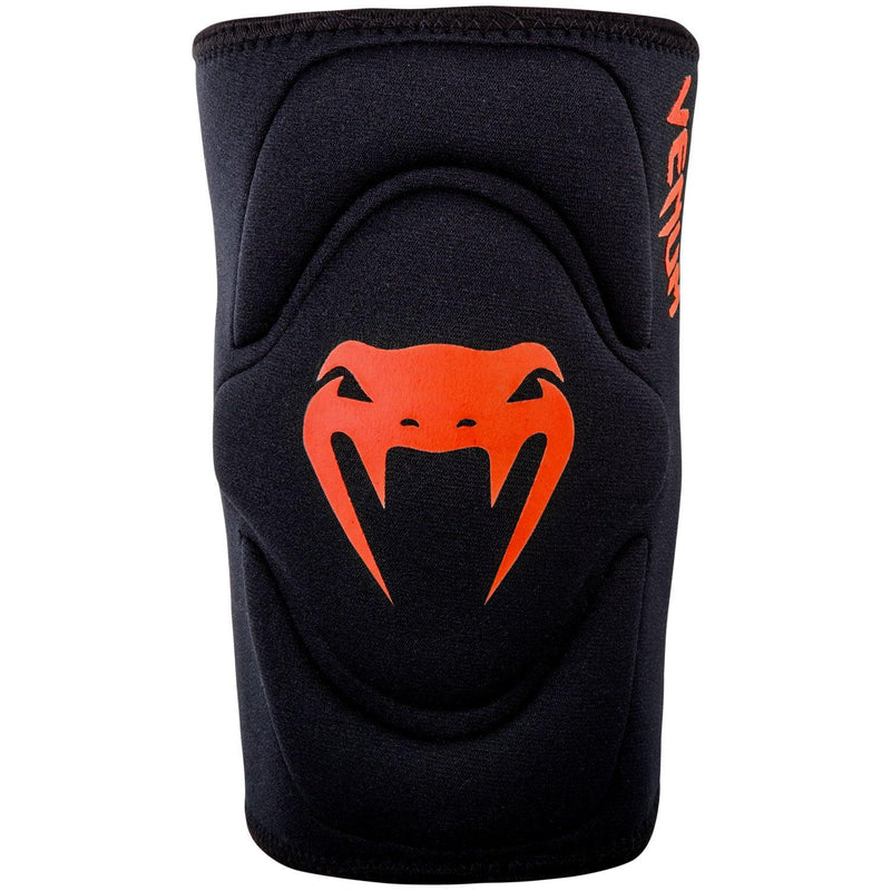 Venum Kontact Gel Knee Pad - Black/Red picture 2